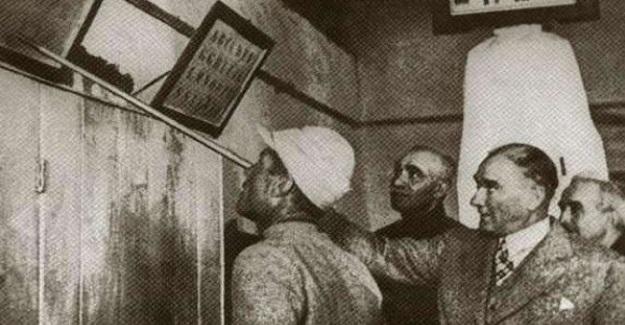 Baş Öğretmen Atatürk Ve 24 Kasım Öğretmenler Günü