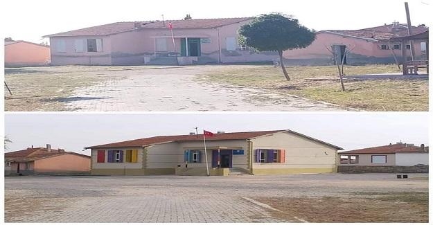 Cihanbeylide Bir öğretmen Bir okul Tebrikler İsmail Karakus
