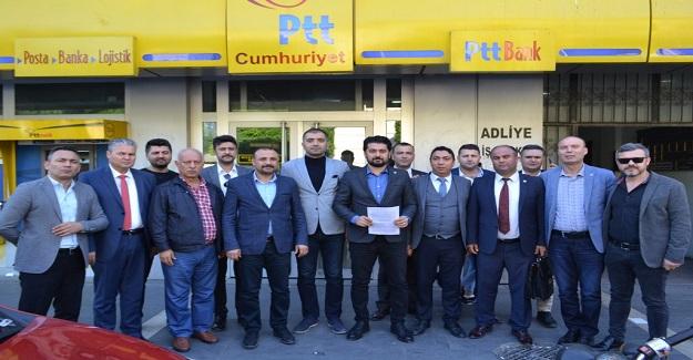 CUMHURBAŞKANI'NA 81 İLDEN 81 MEKTUP GÖNDERDİK.