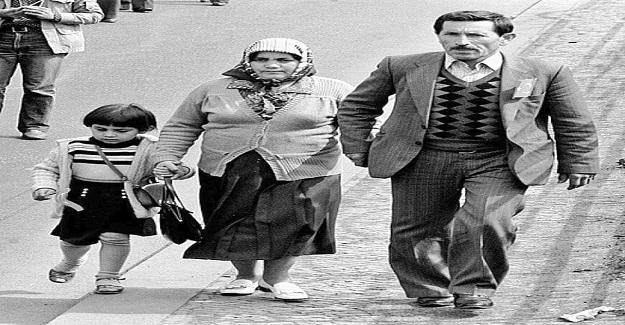 Farklılık 1944-1965 doğumlu insanların