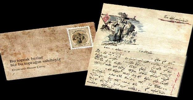 """HÜZÜN DOLU BİR ÇANAKKALE MEKTUBU """"MUKADDES BİR HUZURA"""" (18 Ekim 1915 Pazartesi)"""