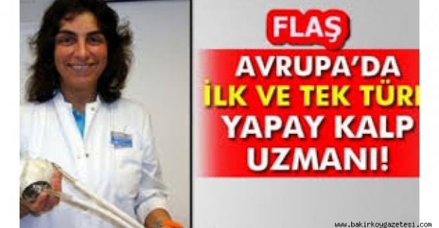 """İlk Yapay Kalp Naklini Yapan Dr. Dilek Gürsoy'a """"Victress Ödülü"""""""