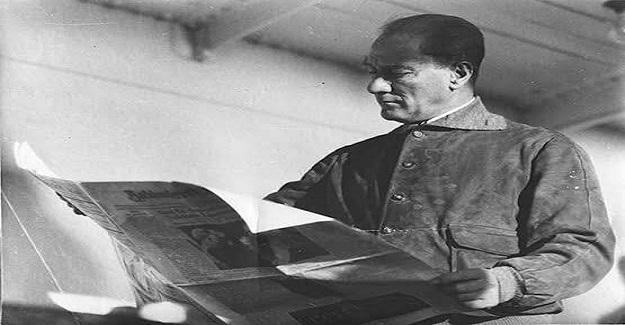 Kastamonu valisi, kendisini görünce geç ayağa kalkan bir öğretmeni bakanlığa şikayet edince olay Atatürk'ün kulağına gider.