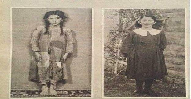 Köy enstitülerine gelen Elif'in öncesi ve sonrası. (Elazığ 1940)