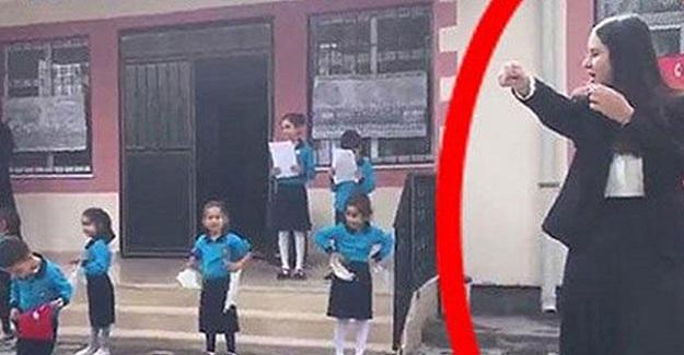Milli Eğitim Bakanı Ziya Selçuk, PKK'lar Tarafından Hedef Gösterilen Seçil Öğretmeni Telefonla Aradı