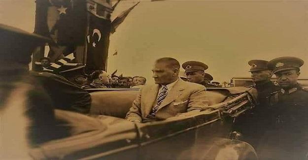 Mustafa Kemal Olduğumu Biliyorsun da …