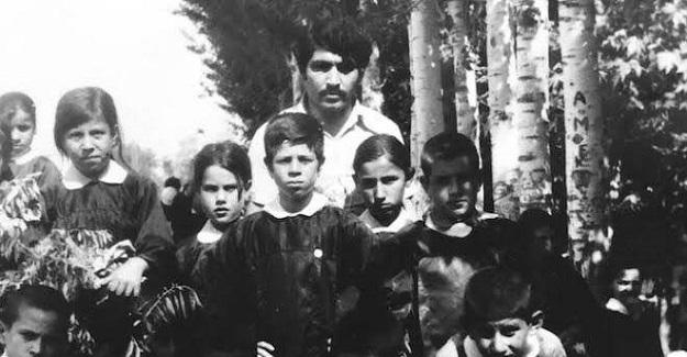 PKK'nın şehit ettiği ilk öğretmen.