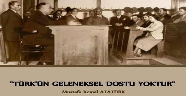 Samih Nafiz Tansu'nun Atatürk ile yaptığı bir konuşma, kendi anlatımından...