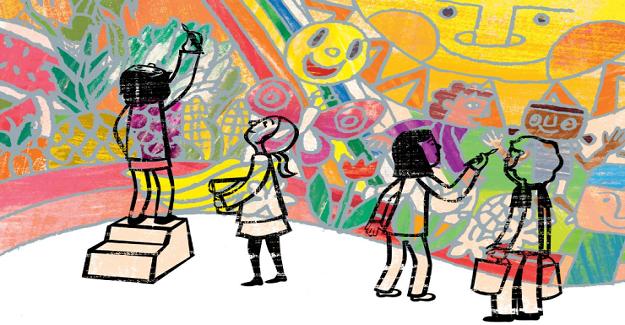 Sanat Entegrasyonu Yoluyla Bir Okulu Dönüştürmek