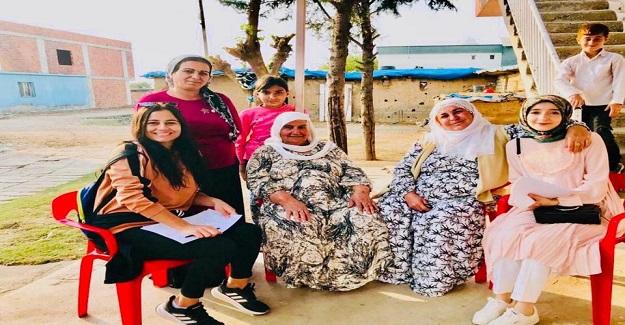 Şırnak'ta 8 Bin Öğretmenimiz Eş Zamanlı Olarak 8 Bin Aileyi Ziyaret Etti