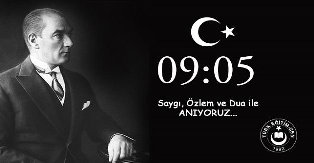 """TALİP GEYLAN""""DEHASI ASIRLARA SIĞMAYAN LİDERİ MİNNETLE ANIYORUZ."""""""