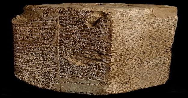 Tam 4.000 yıl önce sümerli bir öğretmenin bize yazmış olduğu mektup...