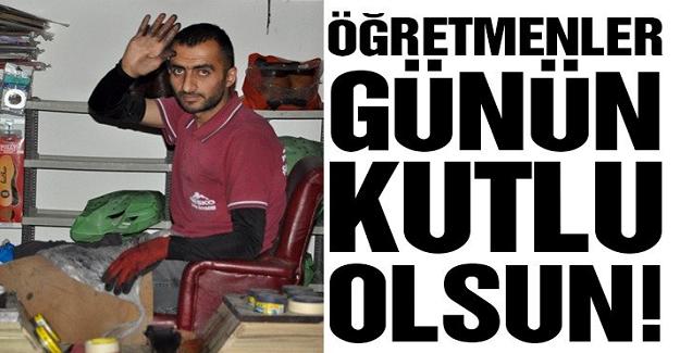 Türkiye'nin Acı Gerçeği: Ataması Yapılmayan Öğretmen Ayakkabı Boyacısı Oldu