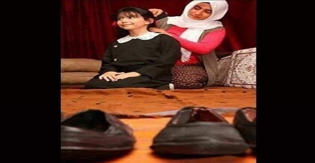 """""""Ailemin durumu iyiydi hocam"""" dedi Emine. """"Köyde okul da vardı ama beni okula göndermediler. """""""
