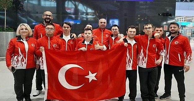 Down Sendromlulardan Gurulandıran Tablo: Dünya Judo Şampiyonasında, Down Sendromlulardan 2 Altın Madalya