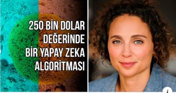 """Dr. Derya Akkaynak """"Blavatnik Genç Bilim İnsanı"""" ödülüne layık görülen ilk Türk bilim kadını oldu!"""