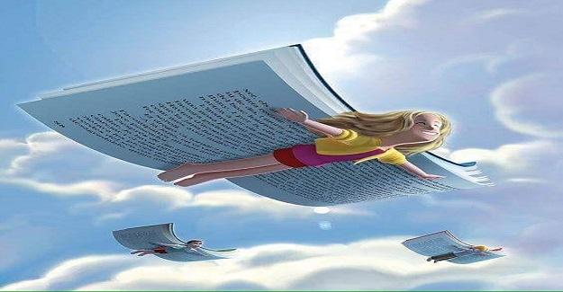 Kitap okumayı sevmiyordu küçük kız... Ama etrafında sürekli birileri ona okumasını söylüyordu.