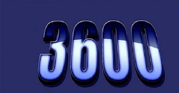 Öğretmenlerin ek göstergeleri 3600'e yükseltilmelidir