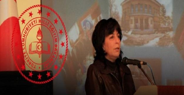 Şırnak Milli Eğitim Müdürlüğüne Bayan Okul Müdürü Atandı