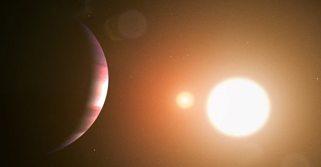 17 Yaşındaki Öğrenciden Muhteşem Keşif: NASA'daki Stajının Üçüncü Gününde Yeni Bir Gezegen Keşfetti