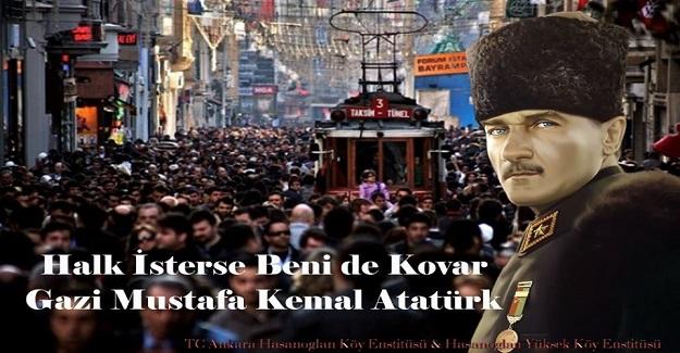 1935 senesindeydi. Atatürk'ün Çanakkale'ye geleceği rivayetleri dolaşıyordu.