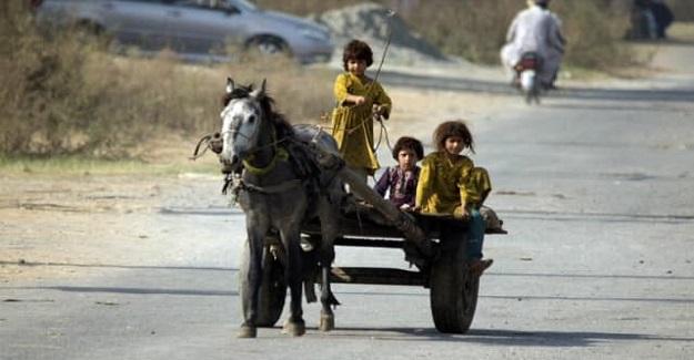 22.8 milyon çocuğun okula gitmediği PAKİSTAN