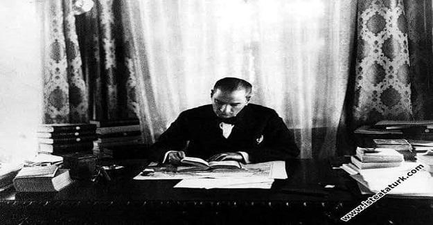 Atatürk'ün Okuduğu Kitaplar?