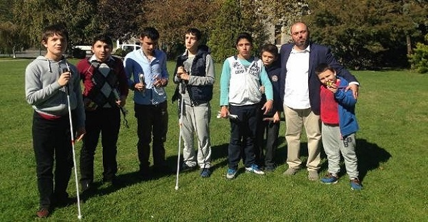 Coğrafya Öğretmeni Görme Engelli Öğrencilerinin Hayatını Değiştirdi