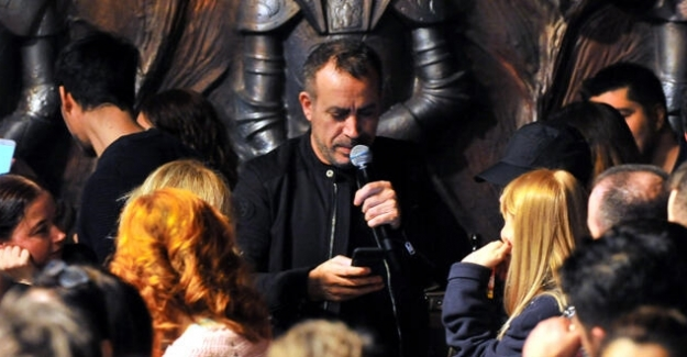 Elazığ'daki depremin ardından Haluk Levent Bursa konserini iptal etti