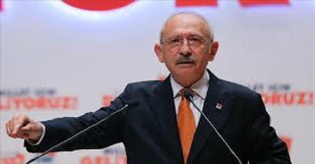 Kemal Kılıçdaroğlu, Öğretmenlere 3600 Ek Gösterge Biran Önce Verilmelidir