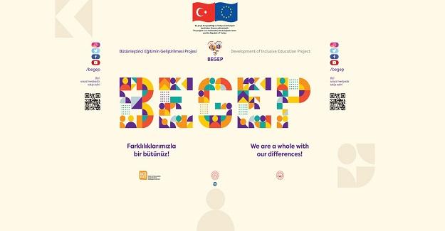 MEB'den Bütünleştirici Eğitim Projesi