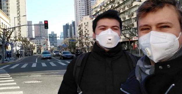 25 Milyon Nüfusluk Şangay'da Yaşayan Türk Öğrenci İçinde Bulundukları Korkunç Durumu Anlattı