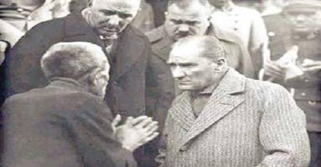Atatürk, Cumhuriyet'in kuruluş felsefesini ve değerlerini temsil ediyor..,