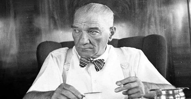 Atatürk İle Bir Muallimin Anısı