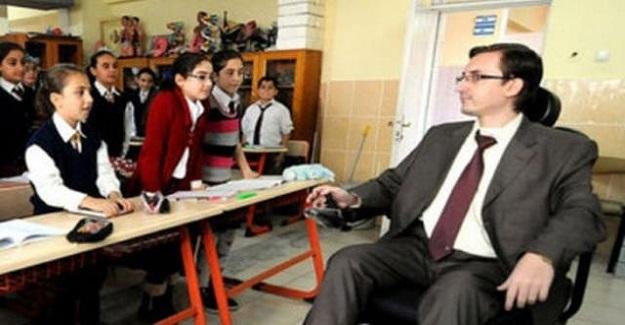 Engelli Öğretmen Atama Başvurusu İçin Bugün Son Gündü