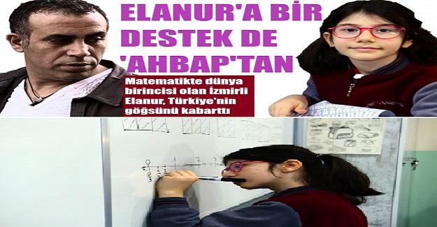 Haluk Levent Matematikte Dünya Birincisi Olan Elanur'a Eğitim Bursu Verecek