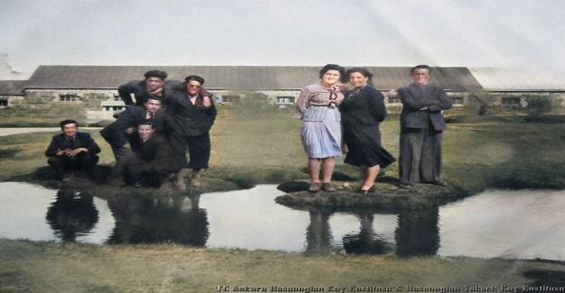 Kars Cılavuz Köy Enstitüsü Öğretmenleri