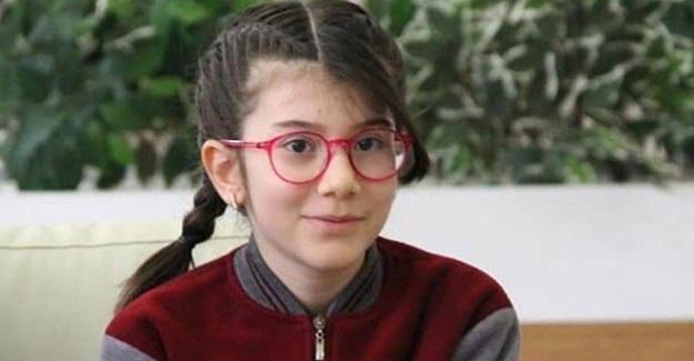 Matematik'te Dünya Şampiyonu Olan 10 Yaşındaki Elanur Hayalini Açıkladı