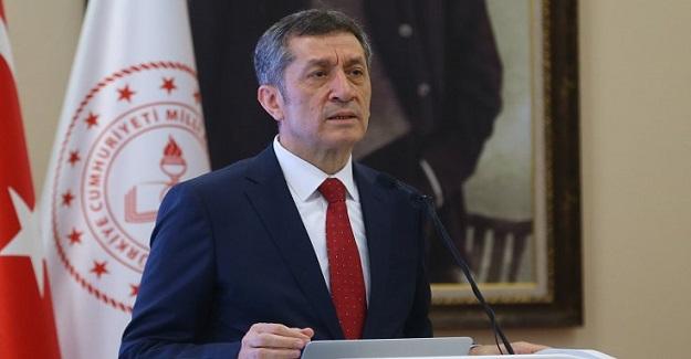Milli Eğitim Bakanı Ziya Selçuk'tan 20 bin ek öğretmen atama müjdesi verdi