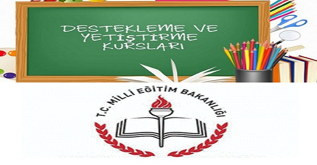 Milli Eğitim Bakanlığından Öğretmenler İçin Destekleme Ve Yetiştirme Kursu (DYK) Ve Nöbet Görevi Yazısı