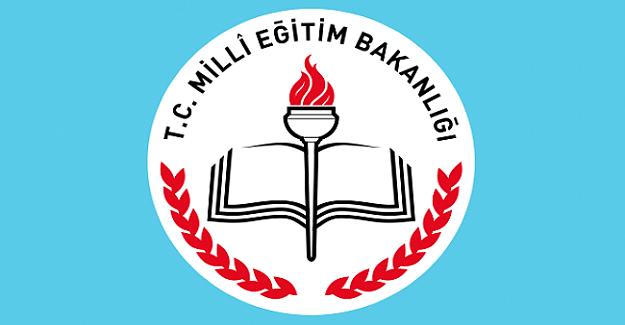 Milli Eğitim Bakanlığından Tüm Okullara Resmi Yazı
