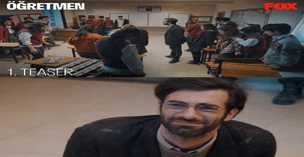 Öğretmen diye yeni dizi çıkmış. Öğretmen toz çamur içinde diz çöküp öğrencilerine yalvarıyor.
