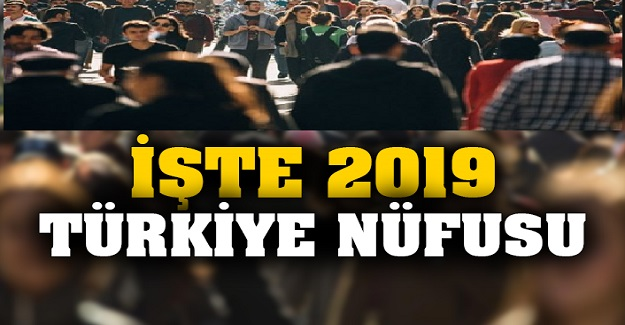 Son Dakika: Türkiye'nin Nüfusu Belli Oldu. İşte TÜİK'in Yayınladığı Verilere Göre Şaşırtan Rakam
