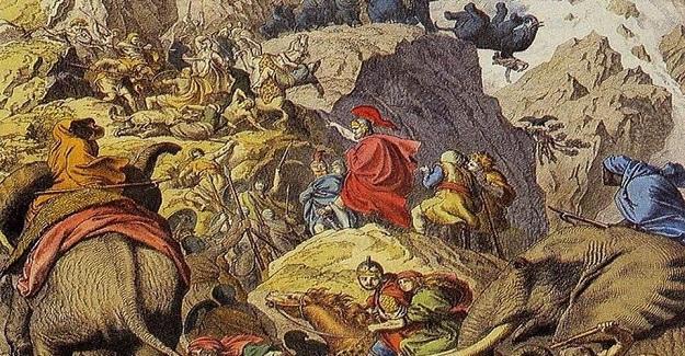 """Tarih öğretmeni çocuğa sormuş: """"Oğlum, Kartaca savaşını kim yaptı?"""""""