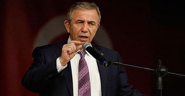 Ankara Büyükşehir Belediye Başkanı Mansur Yavaş'tan Alkışlanacak Hareket