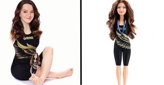 Barbie, 2020 Yılı için Rol Model Olarak Türkiye'den Sümeyye Boyacı'yı Seçti