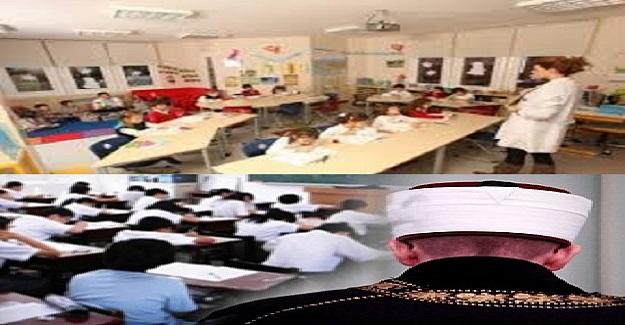 Bir İlimizde Öğretmenlere Ve İmamlara Yeni Görevler Verildi