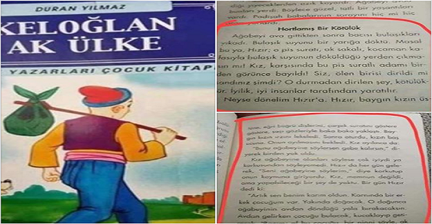 Bu Çocuk Kitabı Gerçek Olamaz!