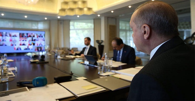 Cumhurbaşkanı Erdoğan Biz Bize Yeteriz Yardım Kampanyası Başlattı Ve 7 Aylık Maaşını Bağışladı