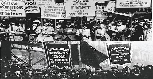 Dünya Kadınlar Günü Nasıl Ortaya Çıktı? 8 Mart Dünya Kadınlar Günün Ortaya Çıkışının Acı Tarihçesi.